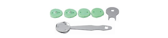 Inlay Crown Setter Set