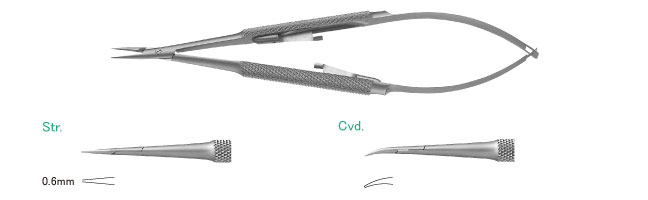 Micro Needle Holder MS-150